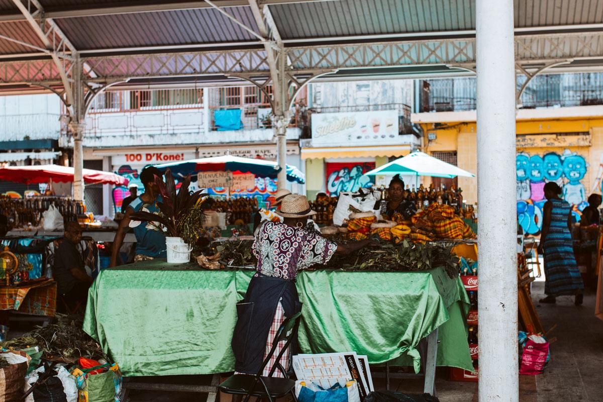market caribbean