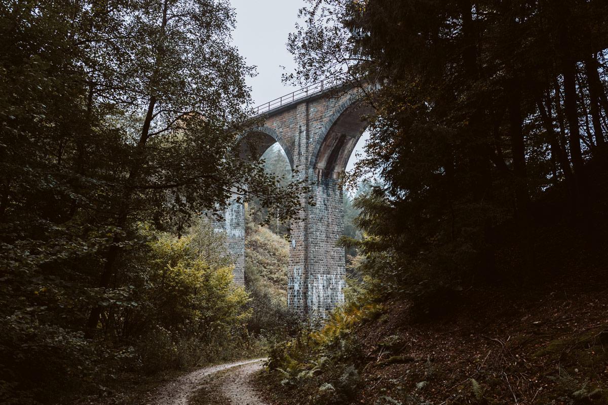 Viadukt Hoxel