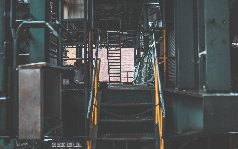Zeche Treppe