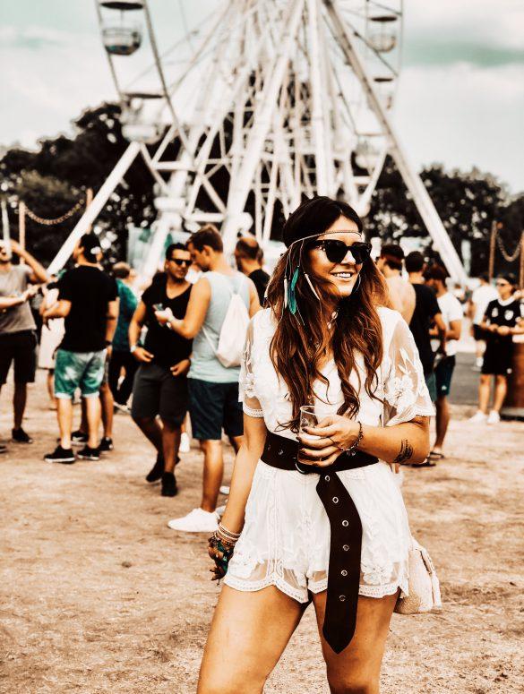 Festival Outfit Parookaville